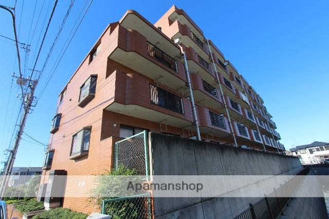 千葉県松戸市、新八柱駅徒歩17分の築24年 5階建の賃貸マンション