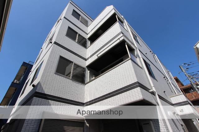 千葉県松戸市、東松戸駅徒歩4分の築2年 4階建の賃貸マンション