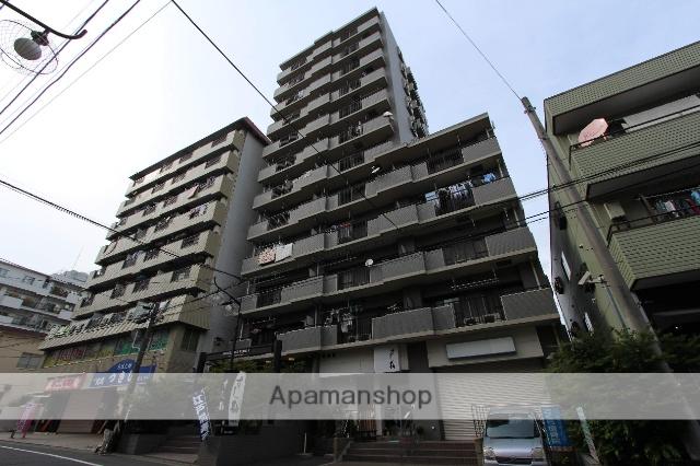 千葉県松戸市、新八柱駅徒歩2分の築20年 12階建の賃貸マンション