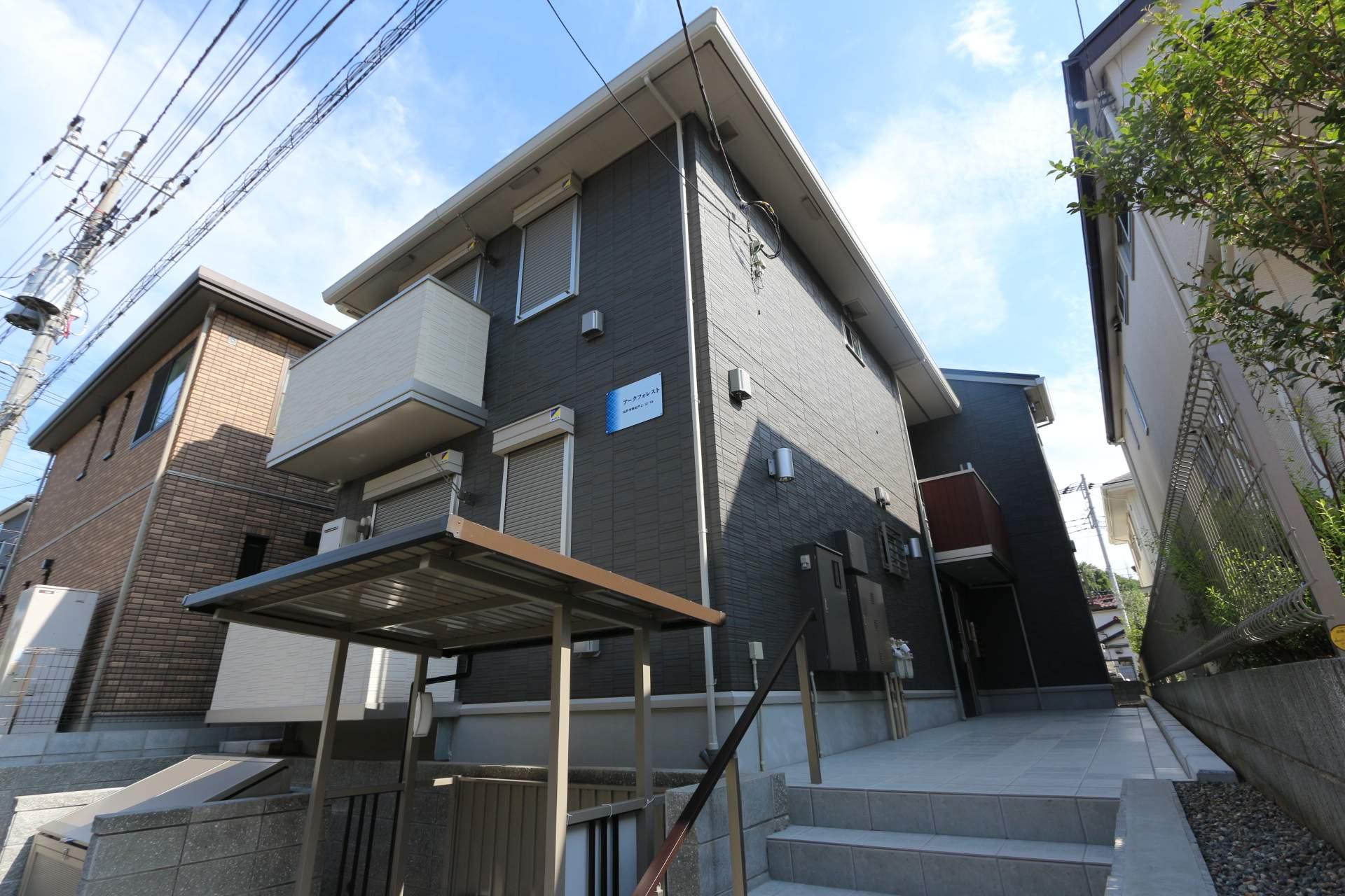 千葉県松戸市、東松戸駅徒歩7分の新築 2階建の賃貸アパート