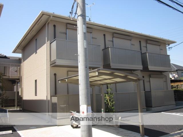 千葉県松戸市、元山駅徒歩18分の築5年 2階建の賃貸アパート