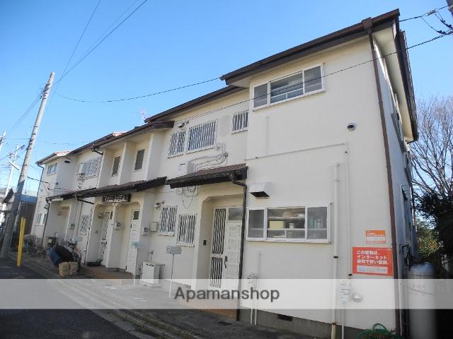 千葉県鎌ケ谷市、鎌ヶ谷駅徒歩15分の築28年 2階建の賃貸アパート