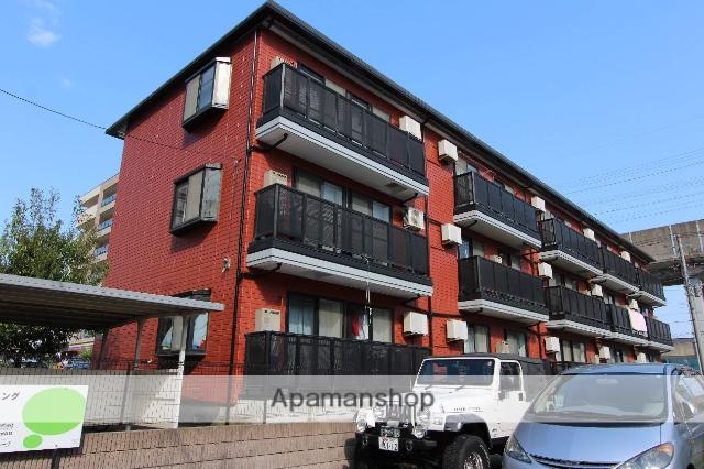 千葉県松戸市、東松戸駅徒歩3分の築16年 3階建の賃貸マンション