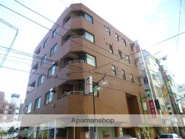 千葉県松戸市、新八柱駅徒歩2分の築31年 7階建の賃貸マンション