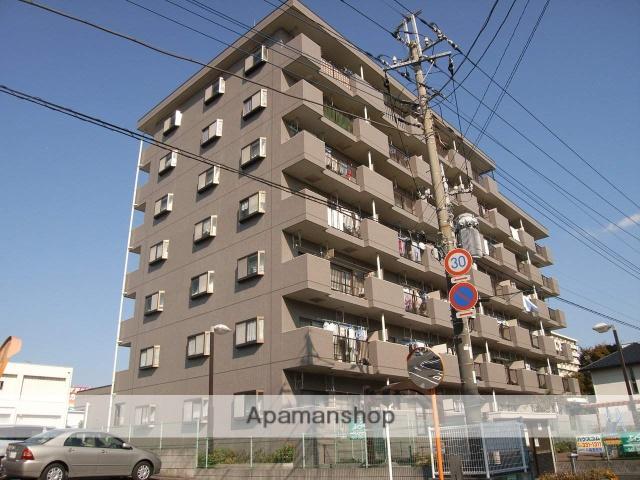 千葉県松戸市、五香駅徒歩15分の築21年 7階建の賃貸マンション