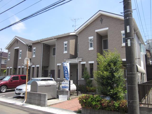 千葉県松戸市、新八柱駅徒歩23分の築12年 2階建の賃貸アパート