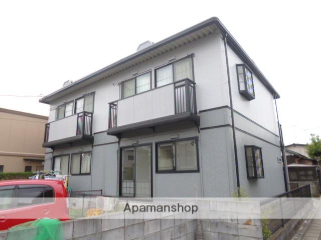 千葉県鎌ケ谷市、くぬぎ山駅徒歩4分の築20年 2階建の賃貸アパート