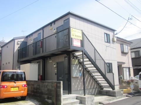 千葉県八千代市、八千代台駅徒歩9分の築11年 2階建の賃貸アパート