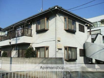 東京都西東京市、東伏見駅徒歩8分の築25年 2階建の賃貸アパート