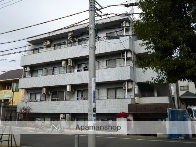 東京都西東京市、田無駅徒歩11分の築26年 4階建の賃貸マンション