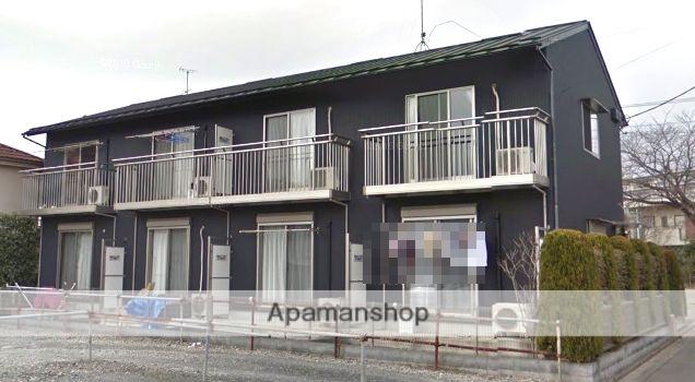 東京都小平市、小平駅徒歩7分の築7年 2階建の賃貸アパート