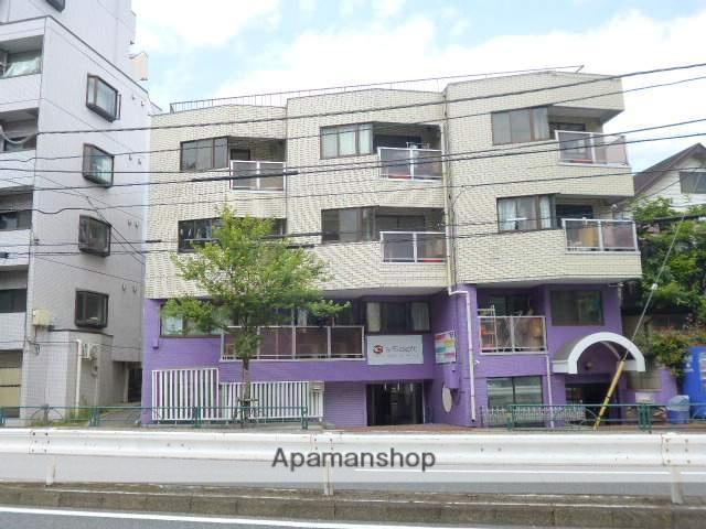 東京都西東京市、西武柳沢駅徒歩11分の築31年 4階建の賃貸マンション
