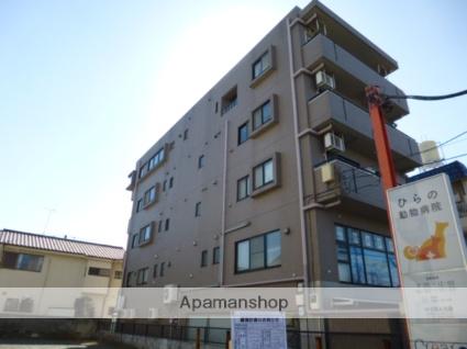 東京都西東京市、武蔵関駅徒歩18分の築18年 5階建の賃貸マンション