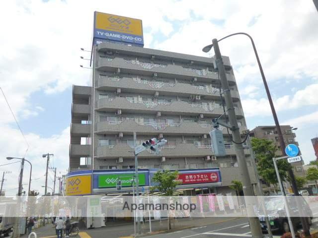東京都西東京市、西武柳沢駅徒歩14分の築21年 7階建の賃貸マンション