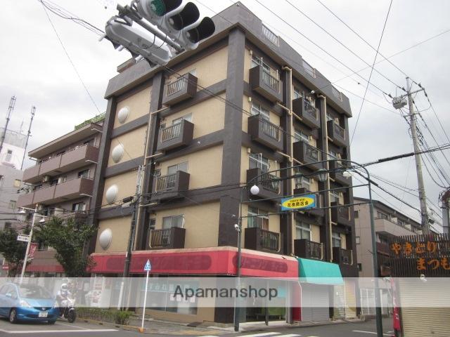 東京都小平市、花小金井駅徒歩8分の築44年 5階建の賃貸マンション
