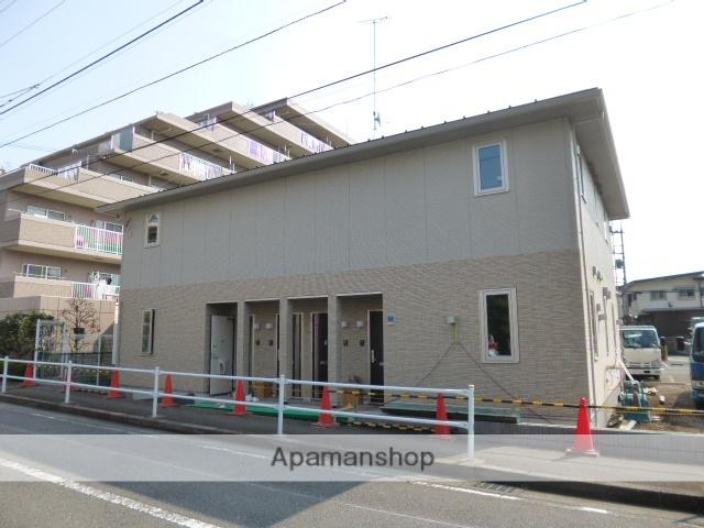 東京都東村山市、久米川駅徒歩17分の築2年 2階建の賃貸アパート