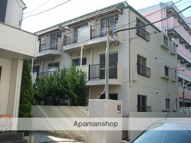 東京都小平市、花小金井駅徒歩3分の築40年 3階建の賃貸マンション