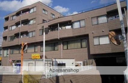 東京都小平市、新小平駅徒歩14分の築25年 5階建の賃貸マンション