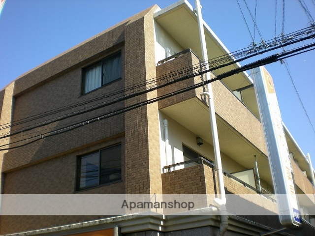 東京都西東京市、東伏見駅徒歩17分の築12年 3階建の賃貸マンション