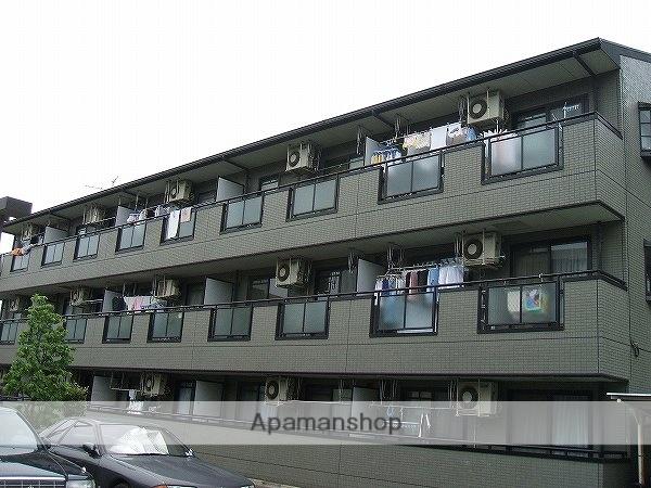 東京都小平市、小平駅徒歩15分の築22年 3階建の賃貸マンション