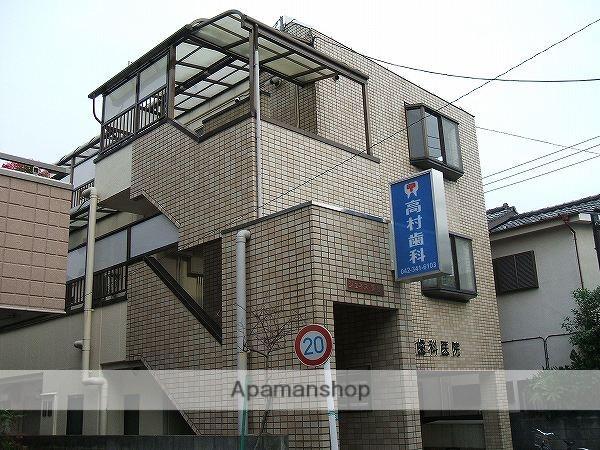 東京都小平市、小平駅徒歩2分の築26年 3階建の賃貸マンション
