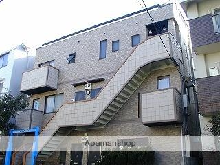 東京都小平市、花小金井駅徒歩10分の築22年 4階建の賃貸マンション