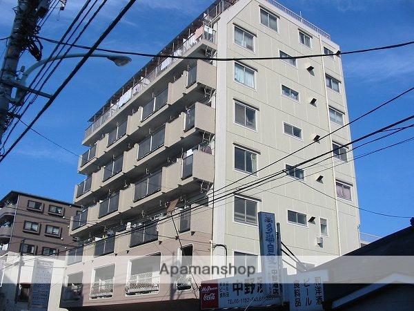 東京都西東京市、西武柳沢駅徒歩20分の築42年 8階建の賃貸マンション