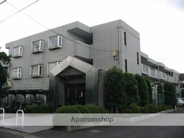 東京都西東京市、田無駅徒歩19分の築29年 3階建の賃貸マンション