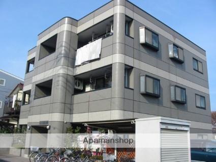 東京都小平市、花小金井駅徒歩21分の築20年 3階建の賃貸マンション