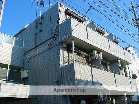 東京都小平市、花小金井駅徒歩5分の築26年 3階建の賃貸マンション