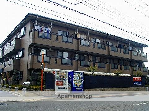 東京都小平市、小平駅徒歩16分の築17年 3階建の賃貸マンション