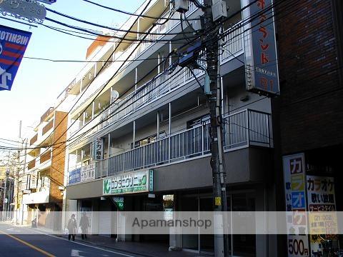 東京都西東京市、田無駅徒歩4分の築42年 6階建の賃貸マンション