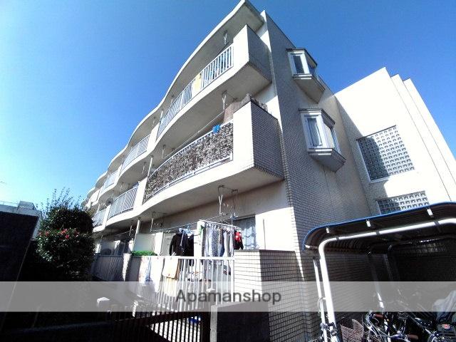 東京都羽村市、羽村駅徒歩8分の築27年 3階建の賃貸マンション