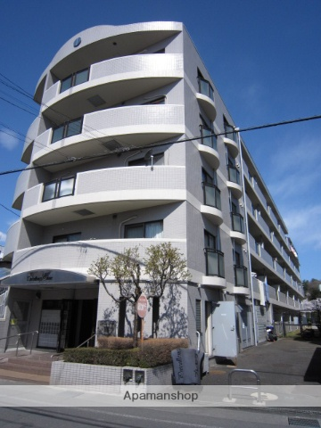 東京都青梅市、河辺駅徒歩16分の築26年 5階建の賃貸マンション