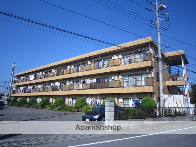 東京都青梅市、小作駅バス7分八雲神社下車後徒歩8分の築24年 3階建の賃貸マンション