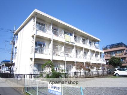 東京都青梅市、河辺駅徒歩5分の築28年 3階建の賃貸マンション