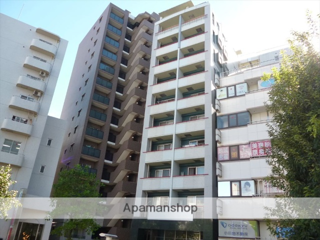 神奈川県相模原市南区、町田駅徒歩27分の築13年 12階建の賃貸マンション
