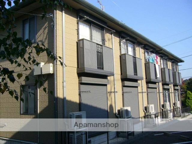 東京都町田市、鶴川駅徒歩30分の築16年 2階建の賃貸アパート