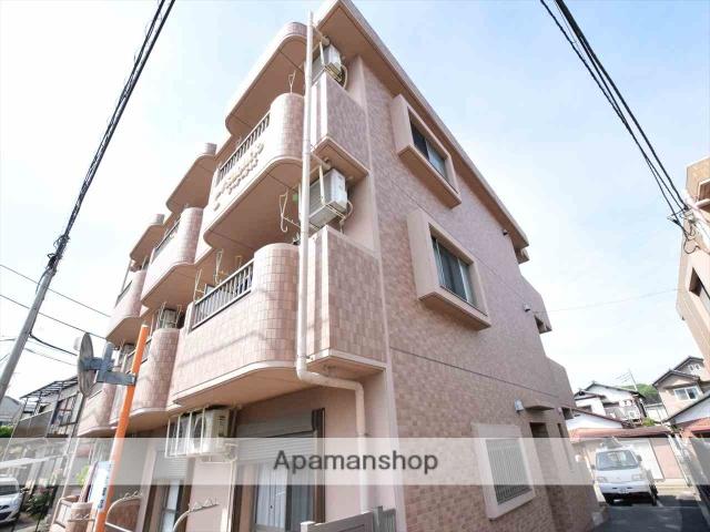 神奈川県相模原市中央区、古淵駅徒歩46分の築12年 3階建の賃貸マンション