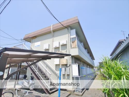 神奈川県相模原市南区、古淵駅徒歩25分の築29年 2階建の賃貸アパート