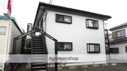 神奈川県相模原市南区、古淵駅徒歩4分の築20年 2階建の賃貸アパート