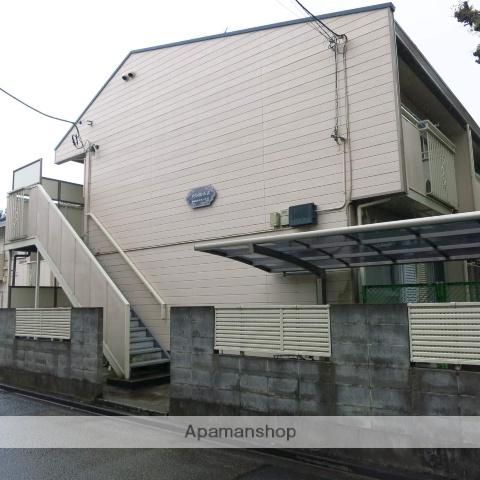 神奈川県相模原市南区、町田駅徒歩26分の築31年 2階建の賃貸アパート