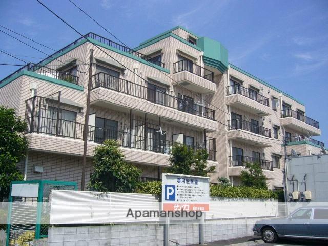 東京都町田市、町田駅徒歩15分の築28年 4階建の賃貸マンション
