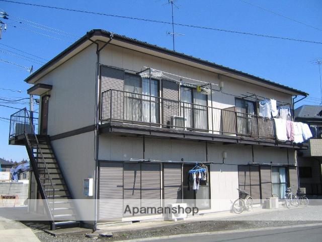神奈川県相模原市中央区、淵野辺駅徒歩13分の築33年 2階建の賃貸アパート