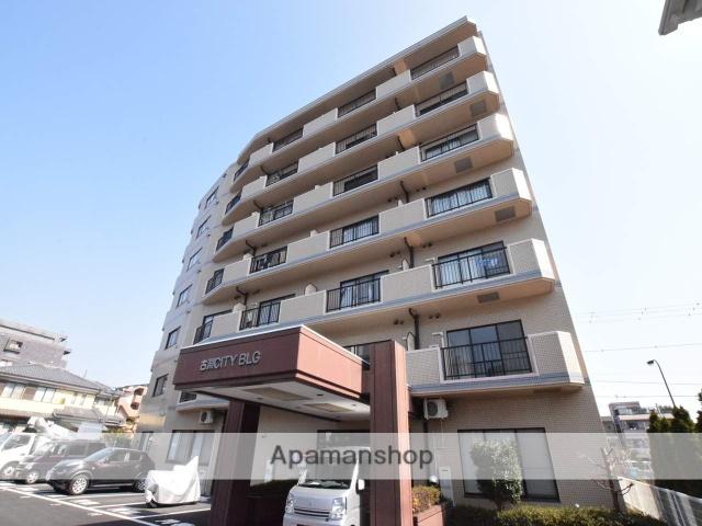神奈川県相模原市南区、町田駅徒歩32分の築25年 8階建の賃貸マンション