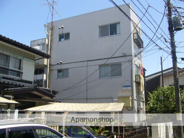 神奈川県相模原市南区、小田急相模原駅徒歩10分の築28年 3階建の賃貸マンション