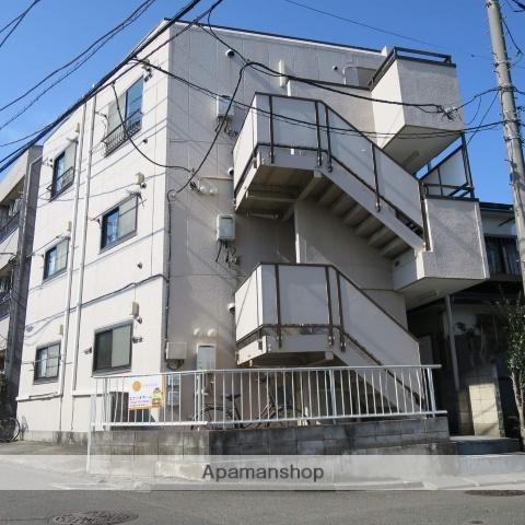 神奈川県相模原市南区、町田駅徒歩28分の築26年 3階建の賃貸マンション