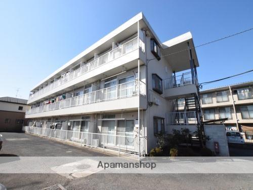 神奈川県相模原市中央区、古淵駅徒歩7分の築25年 3階建の賃貸マンション