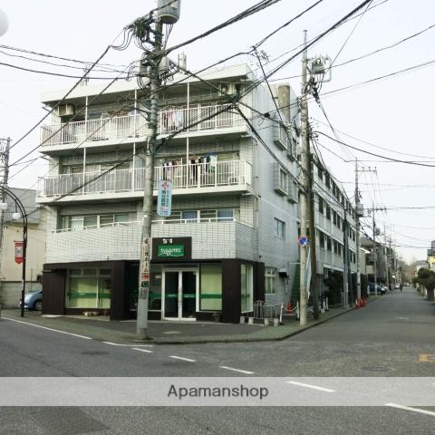 神奈川県相模原市南区、小田急相模原駅徒歩12分の築25年 4階建の賃貸マンション
