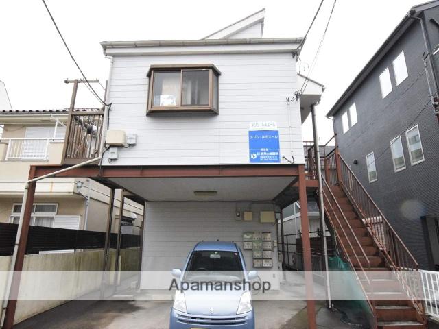 神奈川県相模原市中央区、古淵駅徒歩12分の築26年 2階建の賃貸アパート